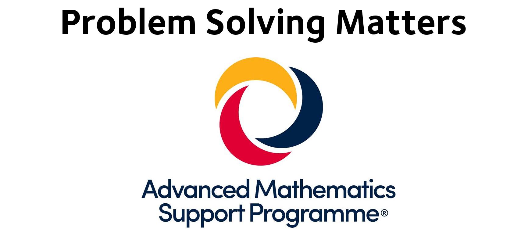 logo for Problem Solving Matters