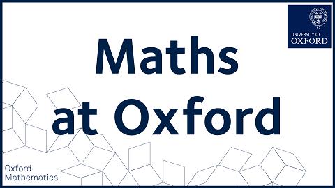 Maths at Oxford
